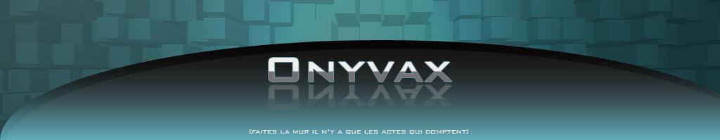 OnyvaX Index du Forum