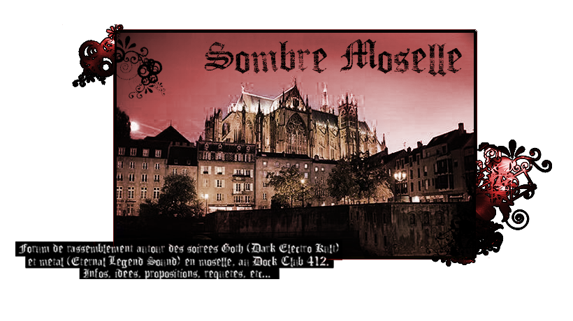 Sombre Moselle Forum Index