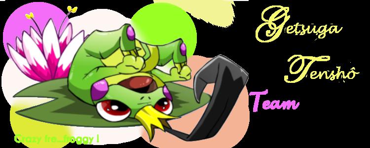 Getsuga Tenshô Team Index du Forum