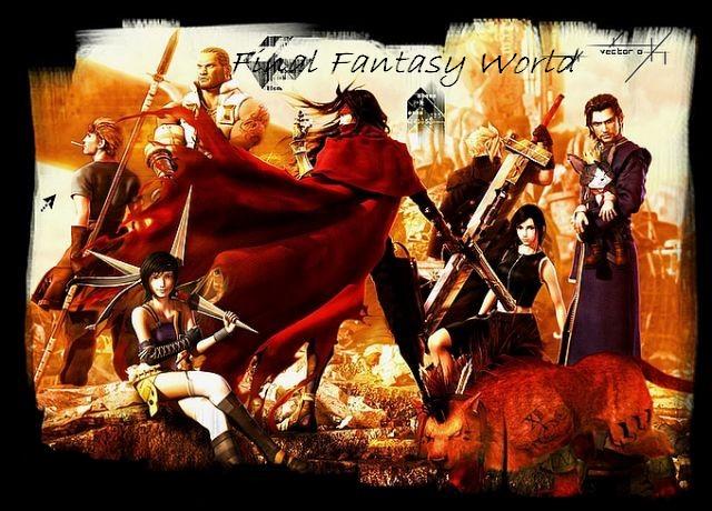 Final fantasy world Index du Forum