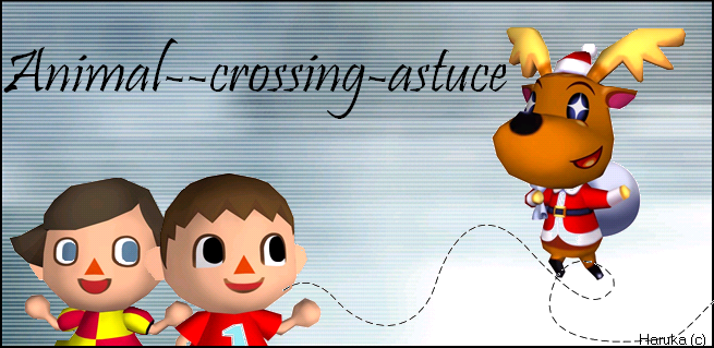 Animal--crossing-astuce Index du Forum