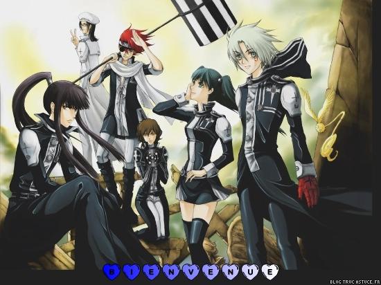 site officiel du jeux de rôle manga Index du Forum