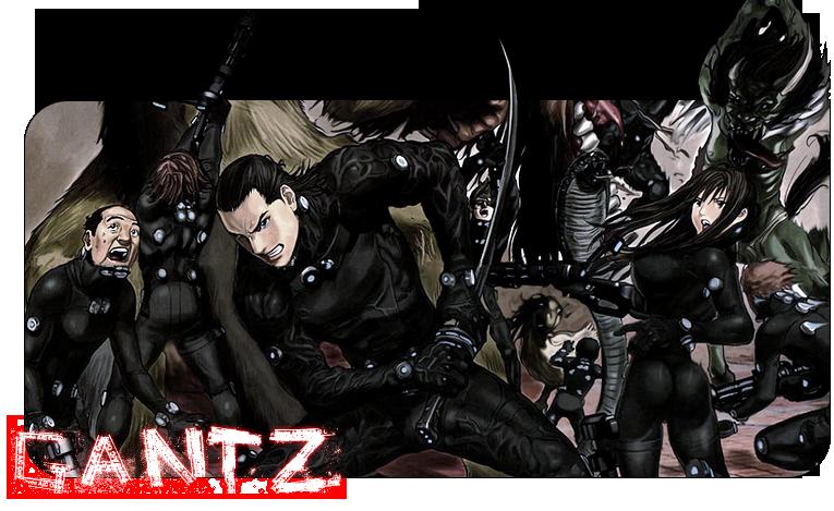 Gantz Index du Forum
