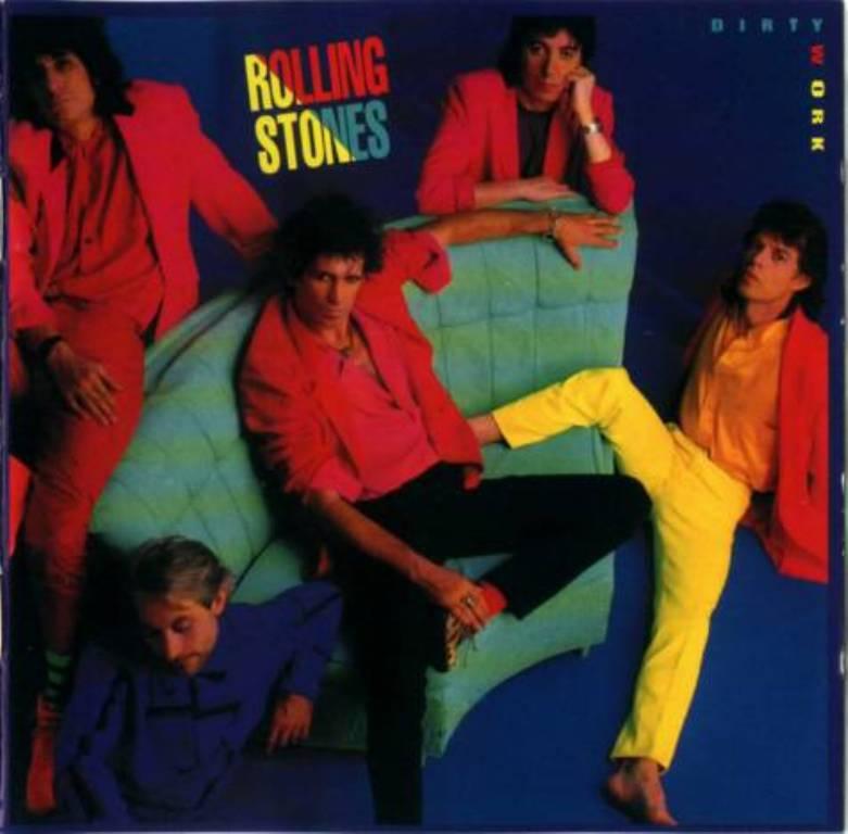 Rolling Stones todas sus tapas de CD