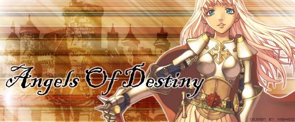 Angel's Of Destiny Index du Forum