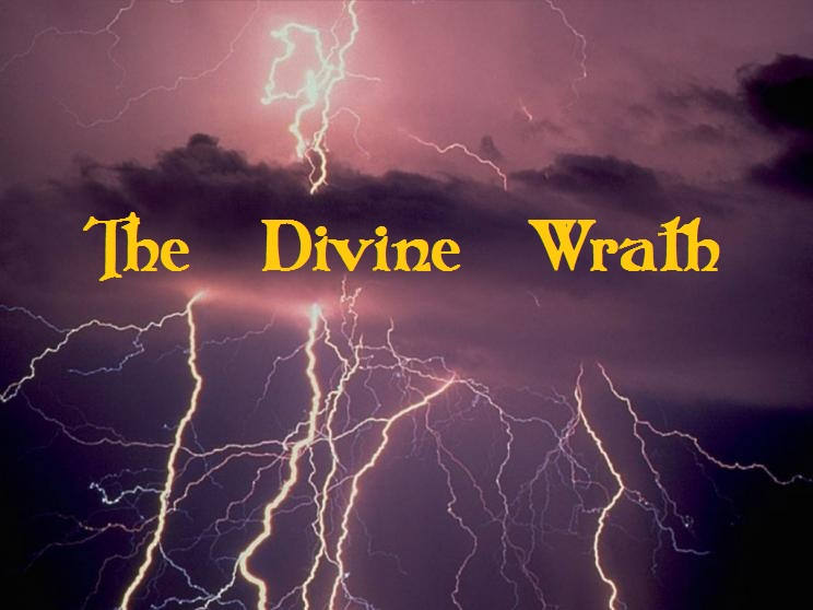 the divine wrath Index du Forum