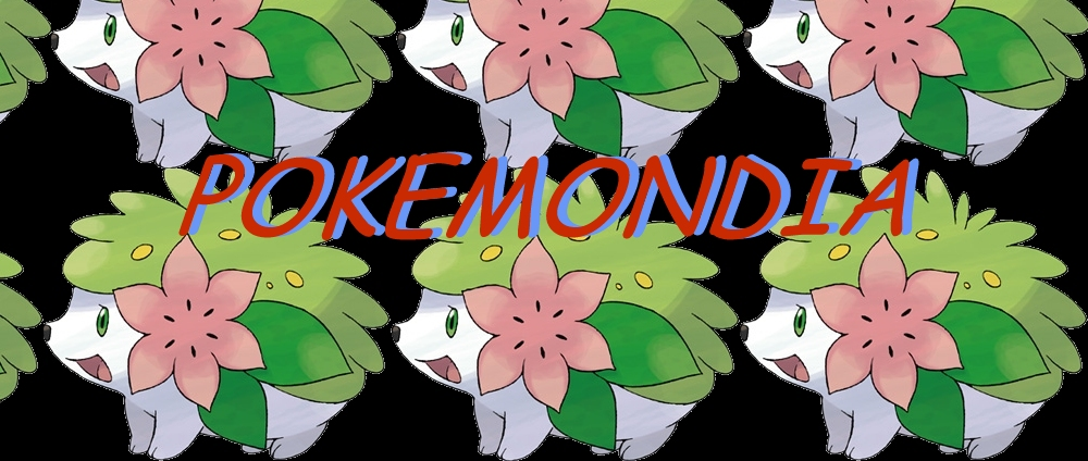 pokemondia vous attend! Index du Forum