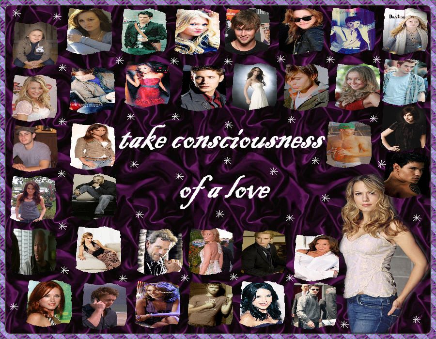 take consciousness of a love Index du Forum