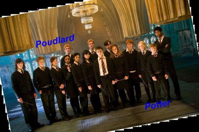 Poudlard Forum Index