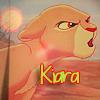 Kiara , fille de Simba/Nala