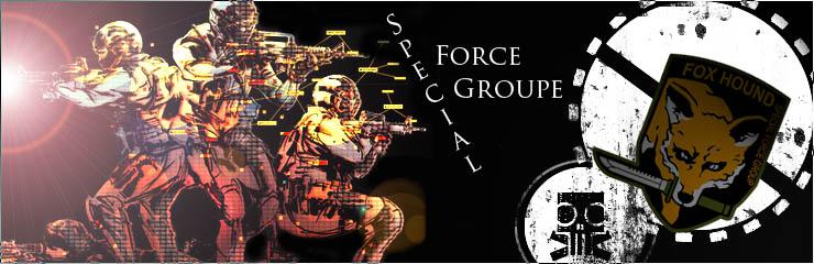 Special Force Group Index du Forum