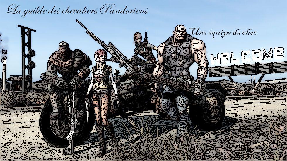 la guilde des chevaliers pandoriens Index du Forum
