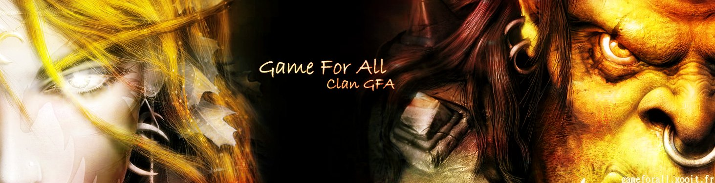 Game for all Index du Forum