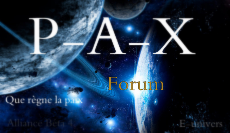 alliance paix Index du Forum