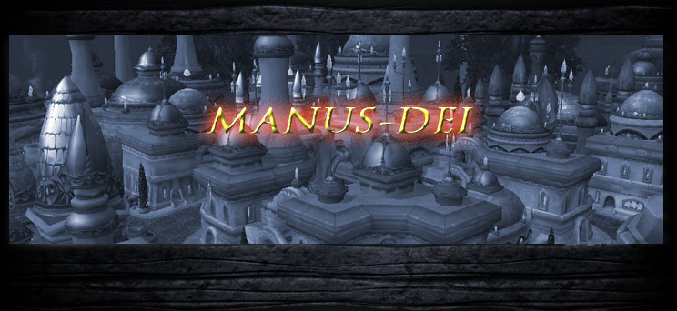 manus-dei Index du Forum