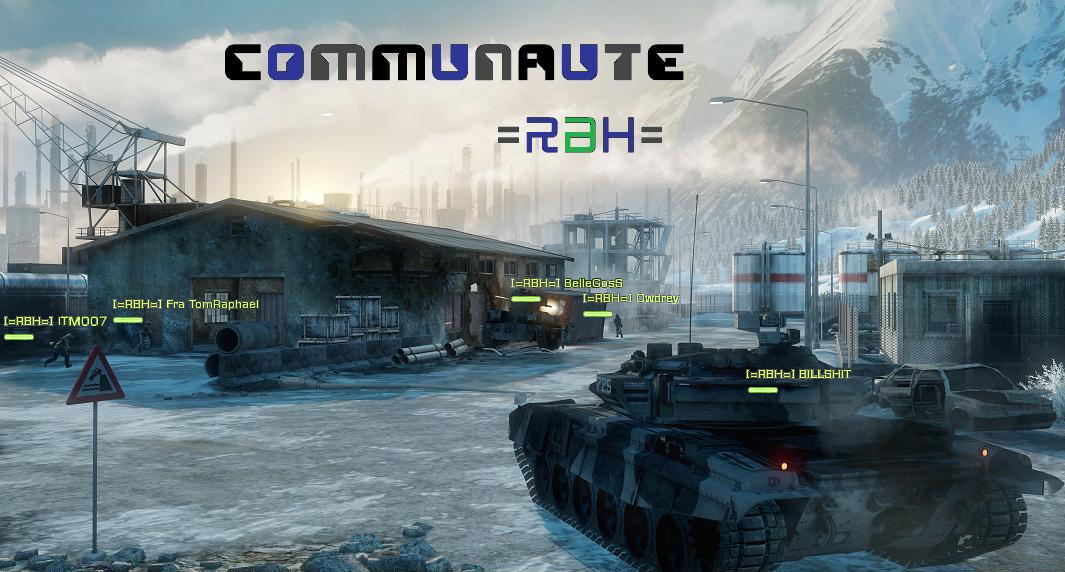 COMMUNAUTE DES -=RBH=- Index du Forum