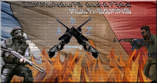 communauté alkatraz Index du Forum