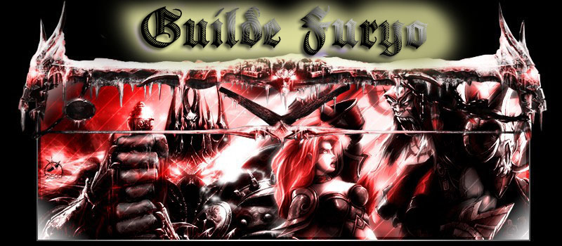 forum de la guilde Furyo  Index du Forum