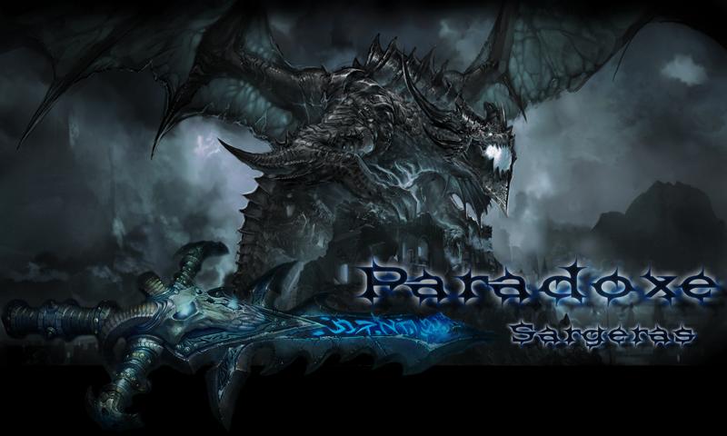 paradoxe Index du Forum