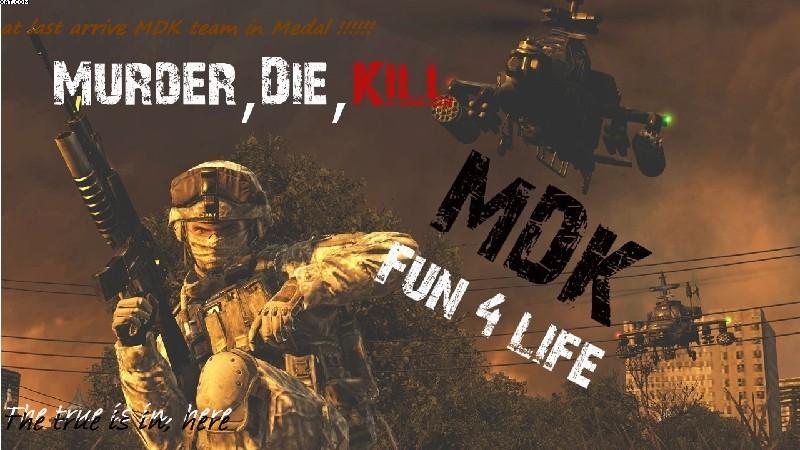 mohh2 MDK team Forum Index