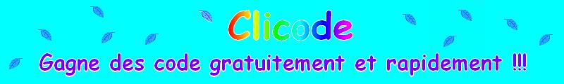 clicode Index