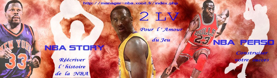 Manager-NBA Index du Forum