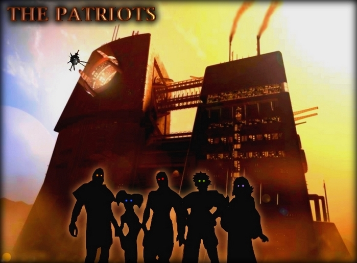 The Patriots Index du Forum