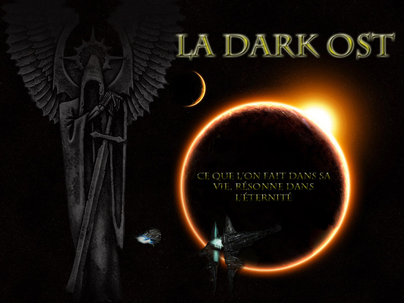 THE DARK OST Index du Forum
