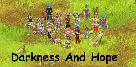 Guilde Darkness And Hope Index du Forum