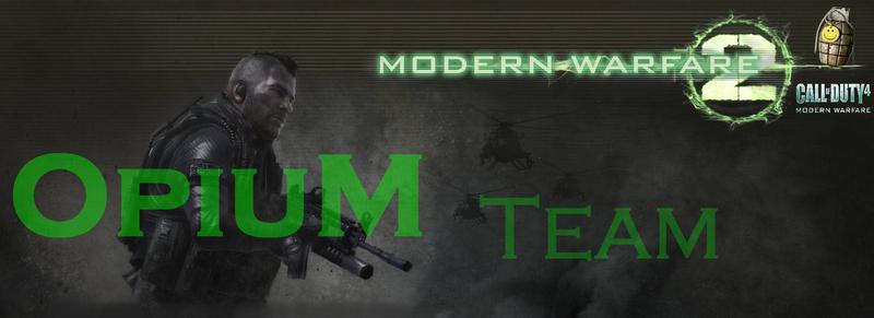 OpiuM Team Index du Forum