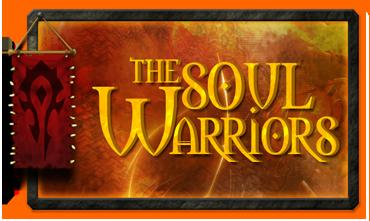 The Soul Warriors Index du Forum