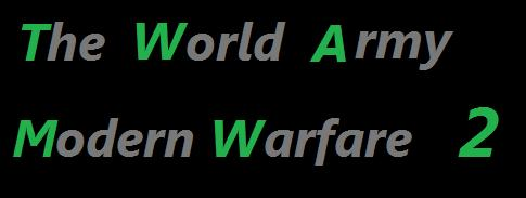 The World Army sur Modern Warfare 2! Index du Forum