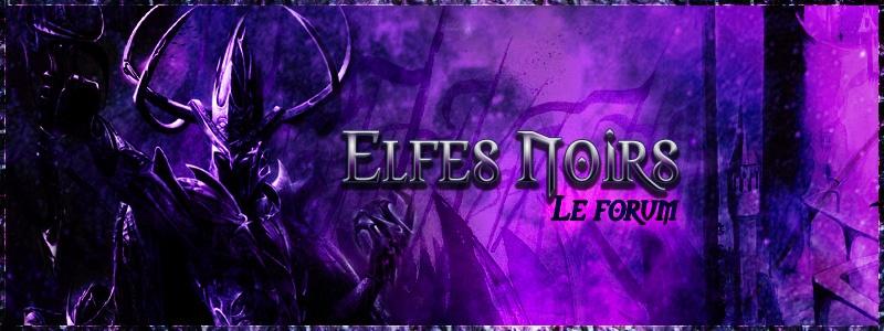 Elfinia, terre des Elfes Index du Forum