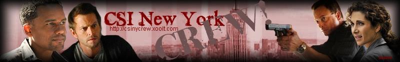 Home to CSI NY Crew