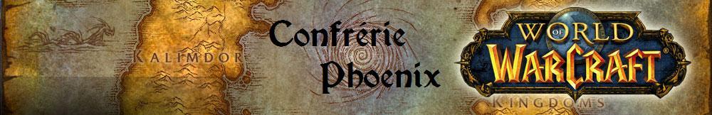 La guilde : Confrérie Phoenix Index du Forum