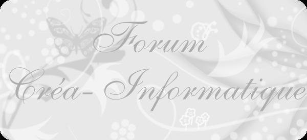 Créa-Informatique Index du Forum
