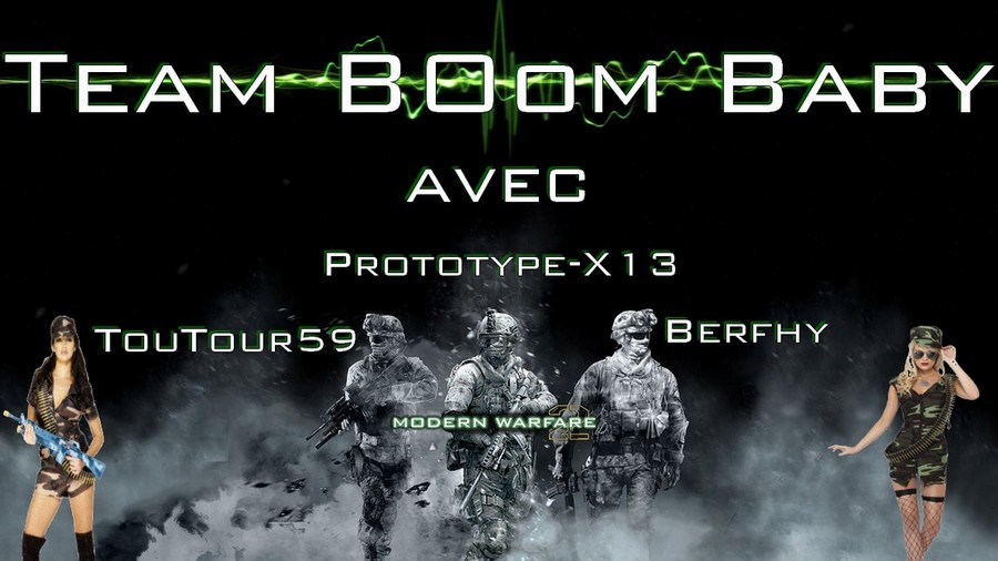 Team BOom Baby Index du Forum
