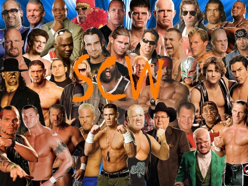 Suprem Championship Wrestling Index du Forum