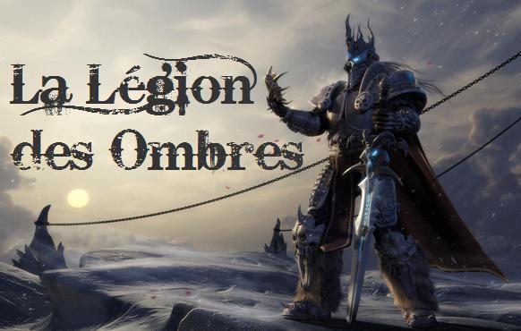 Les Légions de l'Ombre Index du Forum