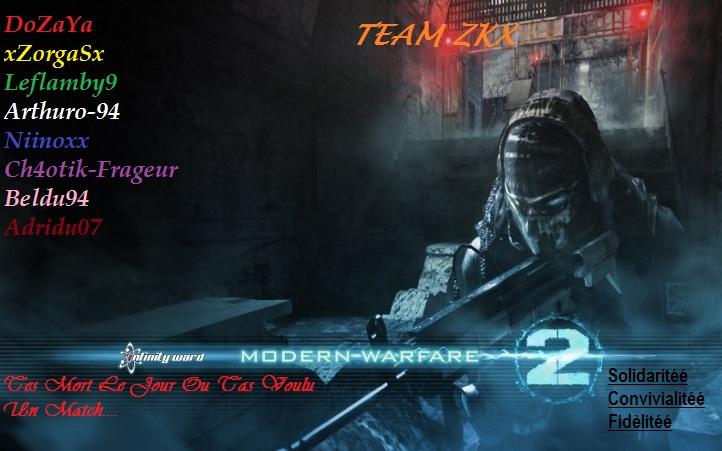 team zkx  Index du Forum