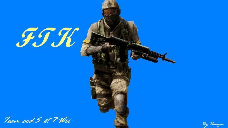 La FtK est la meilleure team française de Call of Duty 5 Index du Forum