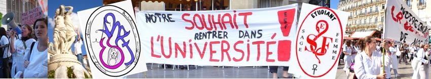forum des étudiants sages-femmes de Montpellier et Nîmes Index du Forum
